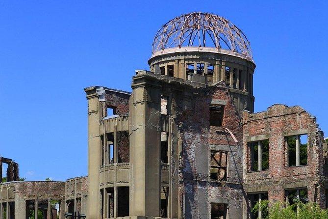 Hiroshima Peace Memorial Park and Miyajima Island Tour from Hiroshima