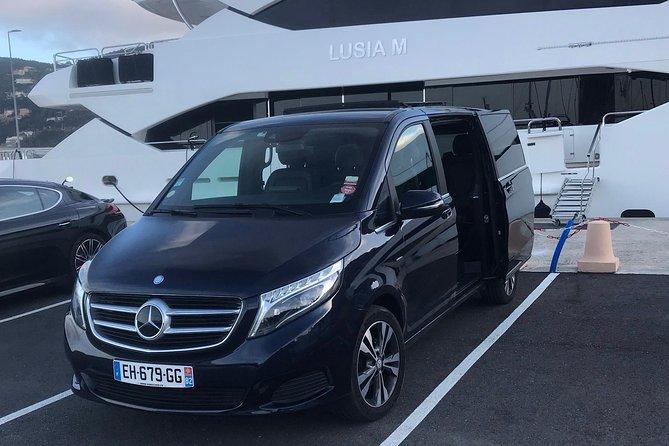 West Coast Tour: Villefranche - Cap Ferrat - Èze - Monaco