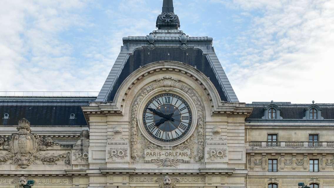 巴黎奧賽博物館門票(指定通道入場)