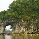 Private Guilin Day Tour: Reed Flute Cave, Seven Star Park, Fubo Hill, and Elephant Trunk Hill