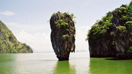 Phang Nga Bay Tour from Krabi