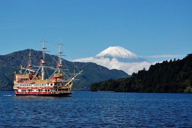 1Day Mt Fuji, Hakone & Owakudani from Tokyo