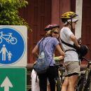 Historical Bangkok Night Bike Ride Tour