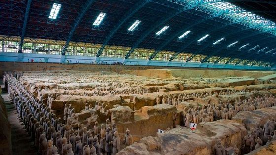 One-Day Essential Xi'an Tour
