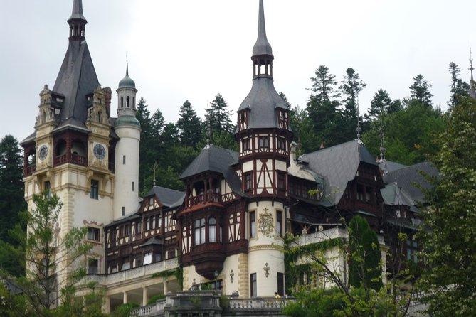 2 Days DRACULA Tour : Bucharest-Sibiu-Sighisoara-Brasov-Dracula Castle-Peles Castle