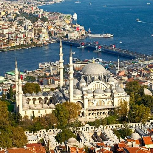 Istanbul: Suleymaniye Mosque and the Ottomans