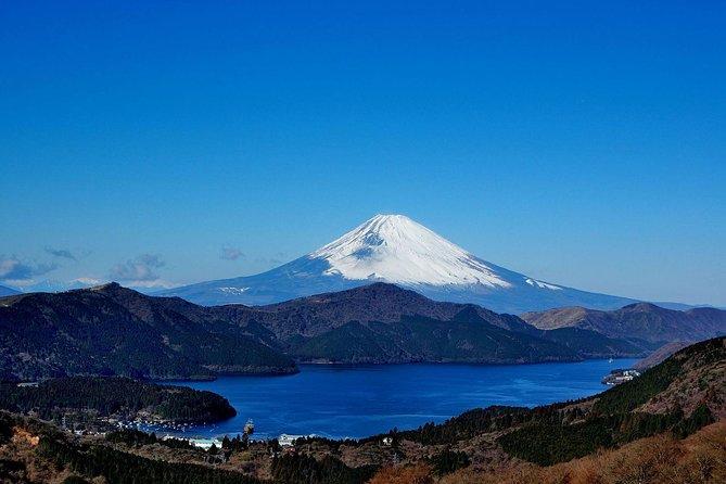 東京の箱根から海賊船でいくカスタム・プライベート旅行