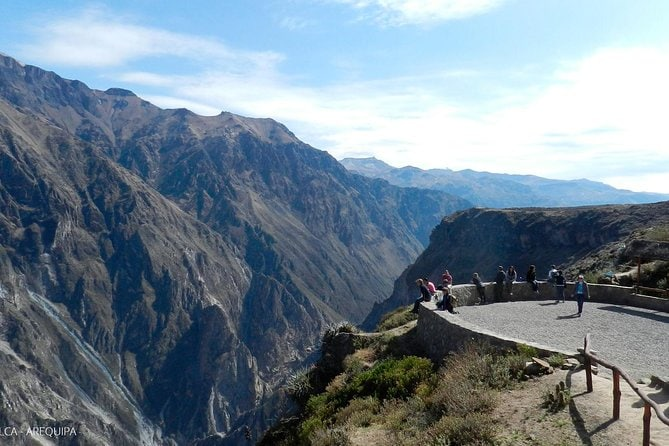 2-Days Canyon Colca Small-Group Tour from Arequipa