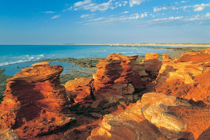 Afternoon Broome Town Tour Including Cable Beach and Matso Beer Tasting