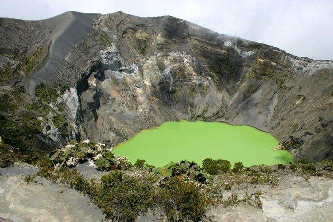 Irazu Volcano, Orosi Valley, and Cartago