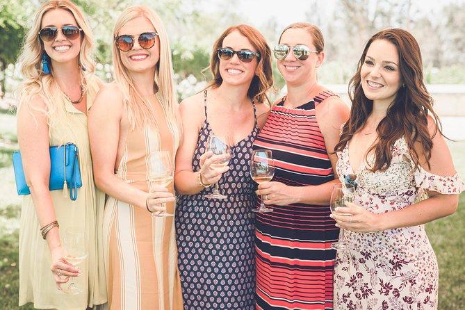 All-Inclusive Wine Tasting Tour from Santa Barbara