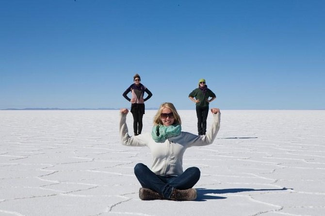 Uyuni Salt Flats Full Day Tour