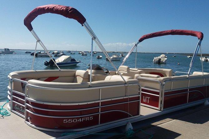 Half-day Ria Formosa Natural Park Faro Islands Boat Cruise from Faro