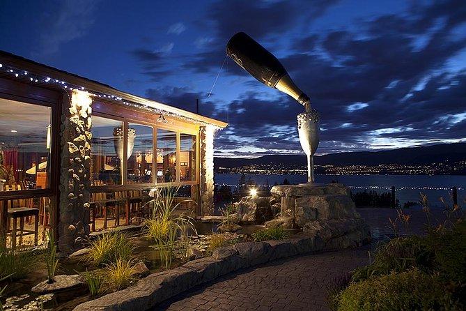 Okanagan Valley Wine Tasting with Sunset Dinner