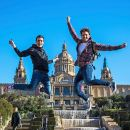 Panoramic Montjuic Mountain Private Gay Walking Tour with Castle Entrance
