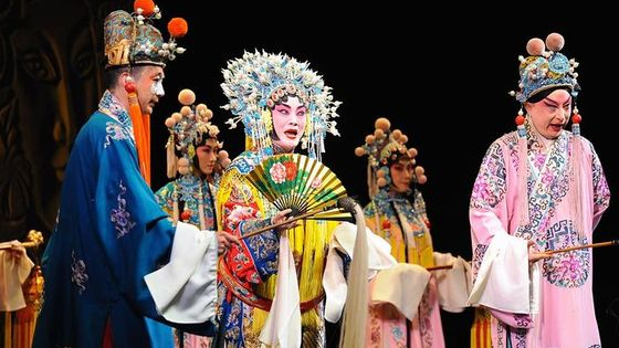 Peking Opera Experience at Liyuan Theater