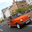 """Self-Drive Tour: Warsaw Must-See by Retro Fiat """"Toddler"""""""