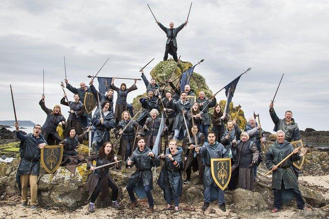 Game of Thrones Tours - Belfast Iron Islands, Giant's Causeway & Rope Bridge