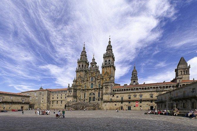 Private Tour or Shore Excursion to Santiago de Compostela from Vigo