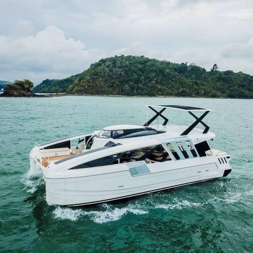 Snorkeling & Sightseeing Tour to Tunshakaran Marine Park by Catamaran