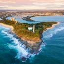 布里斯班包車+陽光和海浪相伴 +穆盧拉巴海灘+海底世界+康達里拉國家公園+玻璃山觀景台一日遊(中文司導講解)