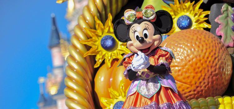 巴黎迪士尼樂園1