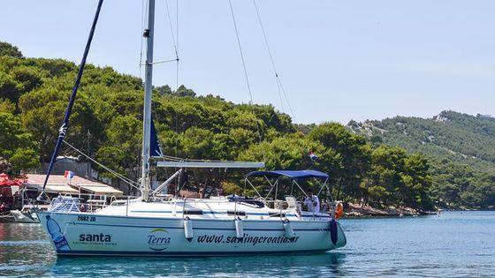 Kornati Archipielago Sailing Tour from Zadar