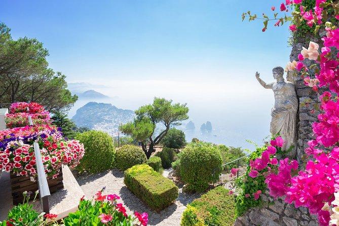 Capri day-trip from Sorrento