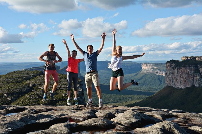 Ivan Bahia, Chapada Diamantina Canyons 1 day express excursion (from Salvador)