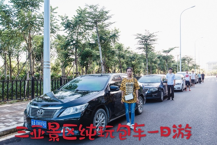 Sanya Scenic Spot Chartered Car Day Tour + Free VIP Airport Lounge