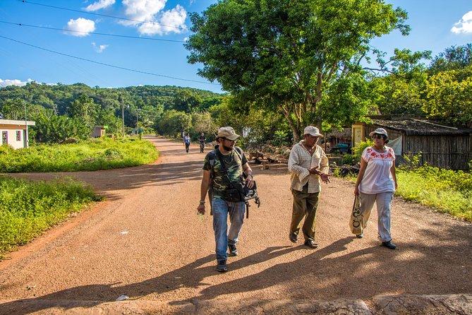 Where the World Ends: San Agustín Community Tour & Loltún Caves