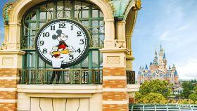 上海迪士尼度假区+东方明珠+上海杜莎夫人蜡像馆+南京路步行街二日游