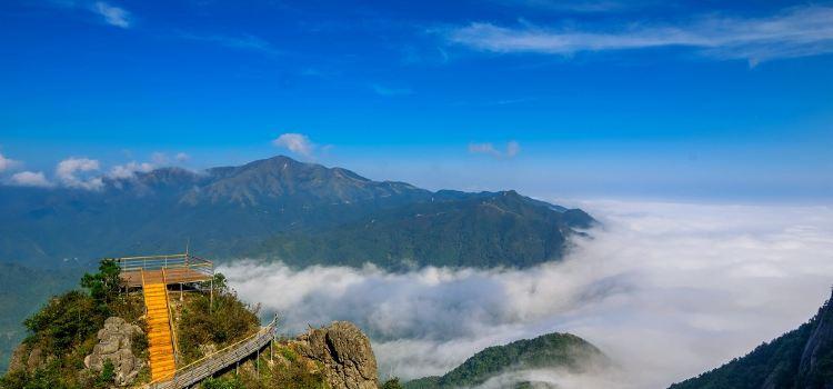 清遠金子山原生態旅遊風景區3