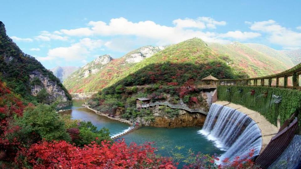 Wulong River Scenic Area