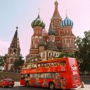 2 Days Moscow Hop-on & Hop-off Bus Pass