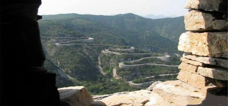 仰天山国家森林公園3