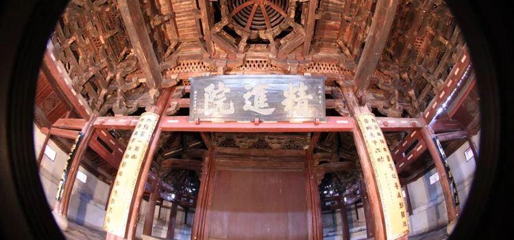 Baoguo Temple Ancient Architecture Museum2
