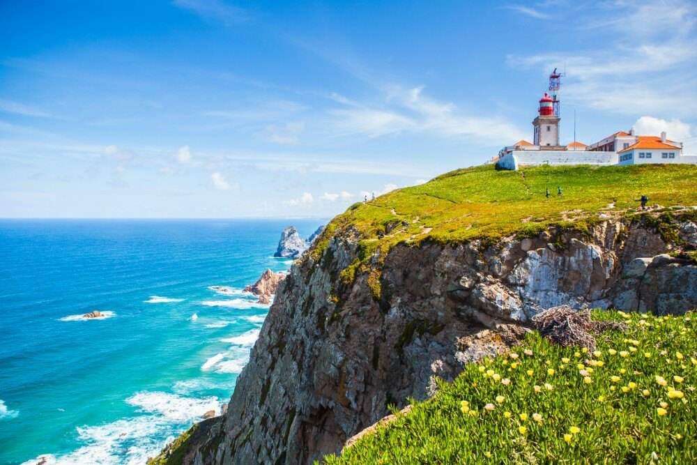 葡萄牙羅卡角+辛特拉+卡斯凱什+埃斯托利爾一日遊(可選酒店接送/含佩納宮+佩納花園門票)