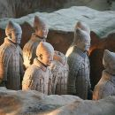 Mini Group Xian Day Tour to Terracotta Army, City Wall, Pagoda & Muslim Bazaar