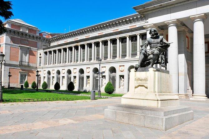 Prado Museum Afternoon Guided Tour