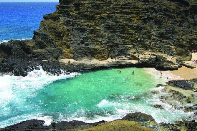 Half Day Eastern Oahu Shoreline Tour