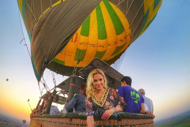 TripHot Air Balloon Ride in Luxor, Egypt - VIP