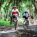 Small-Group Cu Chi Tunnels Boat and Bike Tour