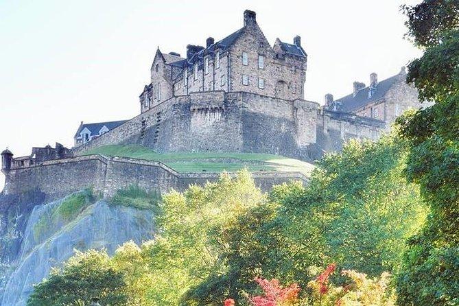 Edinburgh Castle Tour - Skip-The-Line Tickets Included