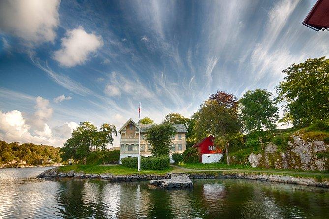 Cruise Special: 6 hour Fjordcruise & round trip to Skjerjehamn
