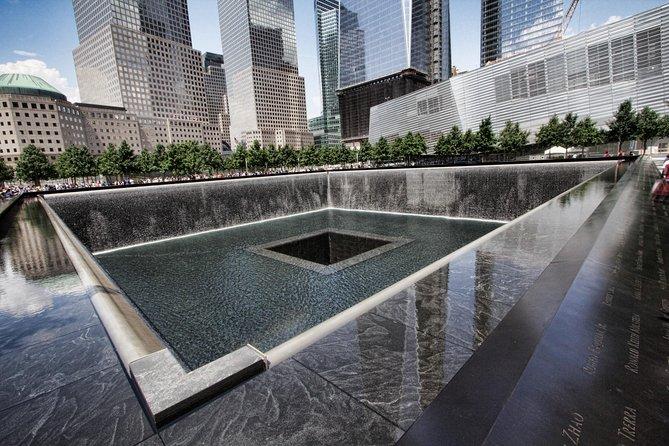 9/11 Memorial & Ground Zero Private Tour Plus Optional Skip-the-Line 9/11 Museum
