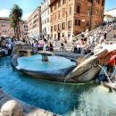 Rome's Squares and Fountains Private Tour - The celebration of the water