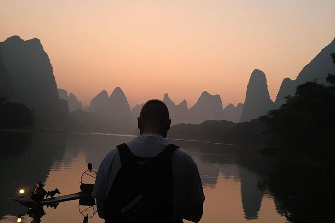 Half-day Xingping photographic Sunrise tour with the Fisherman