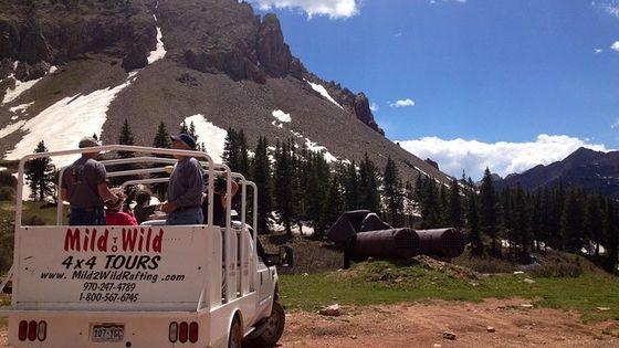 La Plata Canyon Jeep Tours from Durango