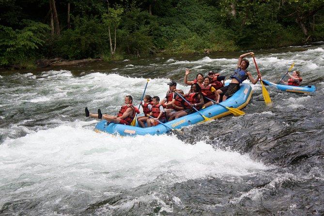 Watauga small trip River rafting from Elizabethton
